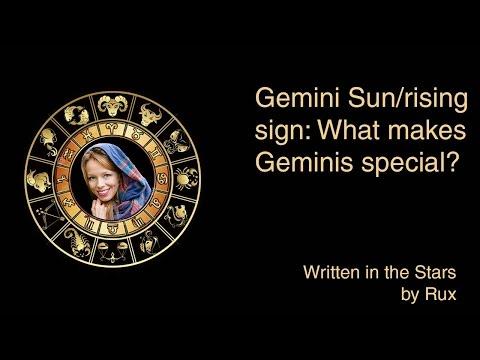 GEMINI In Astrology: What Are Gemini-s Like?