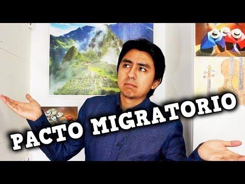 ¿Qué es el PACTO MIGRATORIO MUNDIAL de la ONU? ¿En qué afecta a los países latinoamericanos?