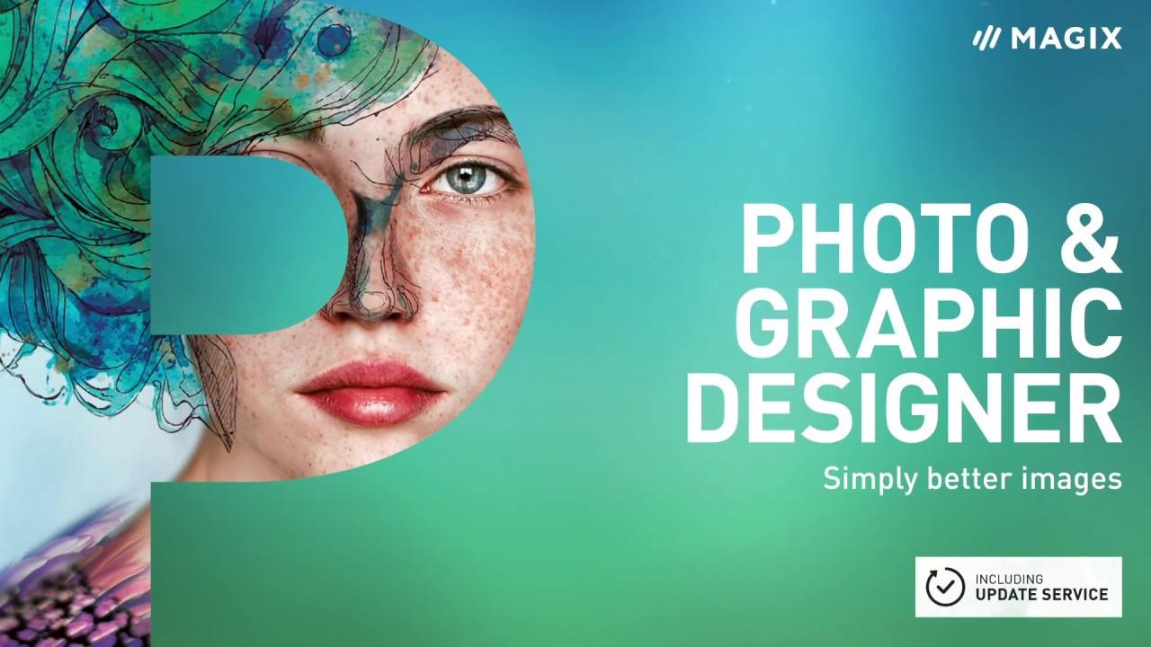 Xara Photo & Graphic Designer for photo editing & graphic design
