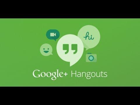 Instalar Google Hangouts En Escritorio