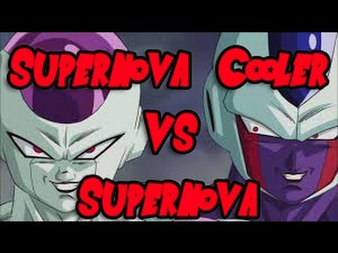 Supernova Cooler VS Supernova Dragon Ball Xenoverse 2 ...