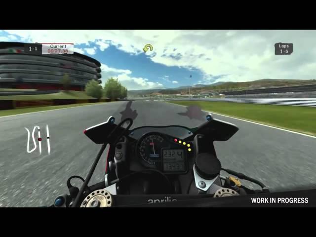 SBK 2011 Portimao Circuit