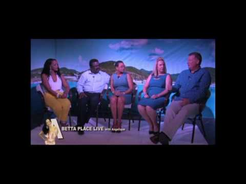 A BETTA PLACE LIVE  S01E01  Relationships with Robert Gibbs, Perla Burney, Heather and John Caputo