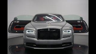 2019 Rolls-Royce Wraith - Walkaround in 4k