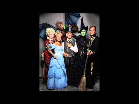 Defying Gravity - Wicked (Opening Night Performance - 2003/10/30)