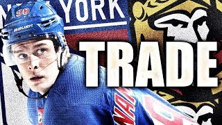New York Rangers / Ottawa Senators Trade   Vladislav Namestnikov Nhl Trades 2019 (trade Rumours)