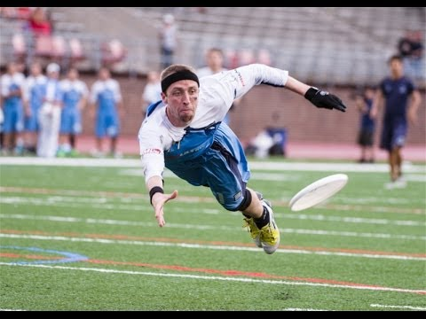 best ultimate frisbee highlights