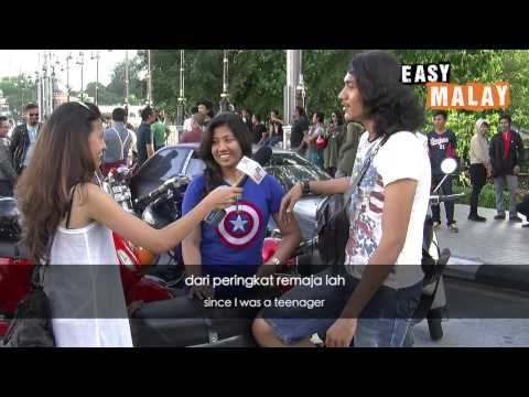 Easy Malay 1 - The happiest moments in your life - Saat yang menggembirakan