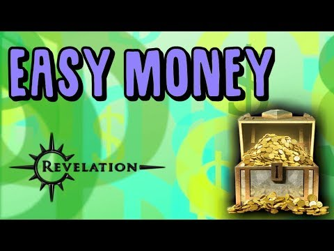 How to make Imperial coins - Revelation Online