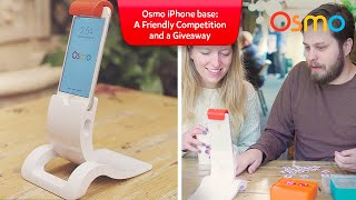 Osmo Genius Kit for the Osmo iPhone Base - featuring a friendly competition, and a Giveaway