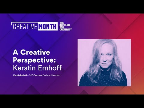 A Creative Perspective | Kerstin Emhoff