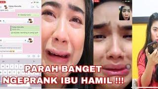 PRANK IBU HAMIL !!! Maafin aku ft. Faby Marcelia | Felicya Angellista