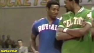 Oscar Robertson vs West (1969 All Star Game) - 24 Pts, 6 Rebs, 5 Assists, 8-16 FGM, MVP!