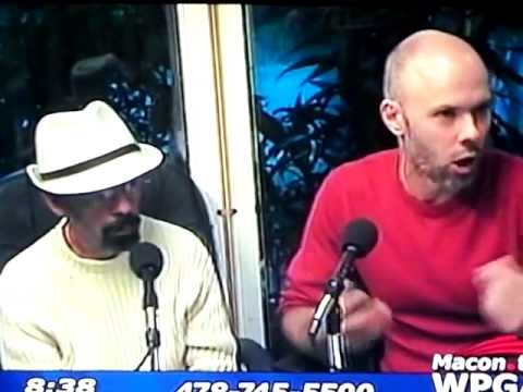(Mix In The Morning) WPGA FM Radio/TV simulcast interview with Irving & Anthony