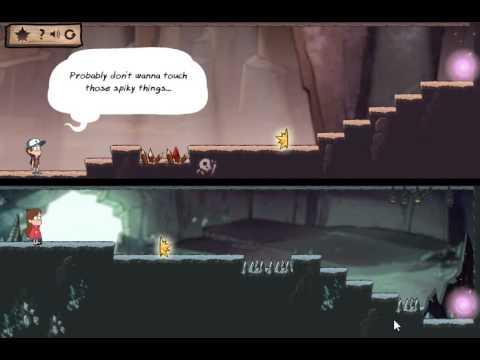 Gravity Falls Vortex of Doom (Гравити Фолс бродилка: Вихрь судьбы) - прохождение игры