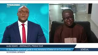 Arrestation d'Ousmane Sonko au Sénégal : l'analyse d'Aliou N'diaye