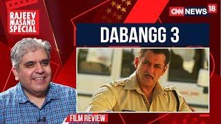 Dabangg 3 Movie Review by Rajeev Masand | CNN-News18