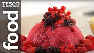 How To Make Summer Pudding | Tesco Food