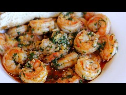 Best Garlic Shrimp Recipe …quick and easy