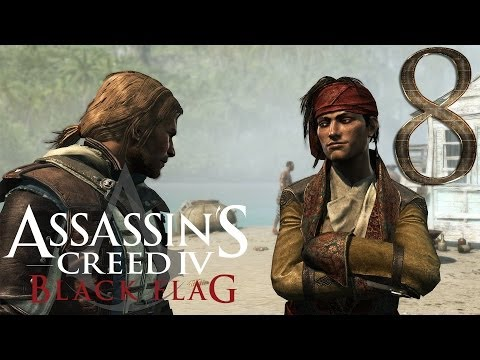 "Assassins Creed 4 Black Flag: Guide 8 - Sequence 3 - Memory 5 ""Sugarcane and its Yields"" 100% sync"