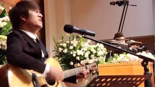 黑范婚禮宏恩獻唱詩歌....超級好聽的詩篇23篇