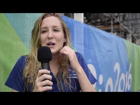 Team Cayman: Lara Butler to end swimming career after setting new record
