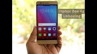 Huawei Honor 4C Unboxing & Hands On Overview - HD 2015