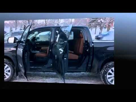 2011 Toyota Tundra 4wd Truck Limited Platinum Youtube
