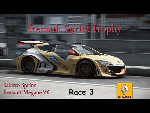 Project CARS - Revolution Sim Racing - Official Event #10 - Renault Sprint Trophy 3/3