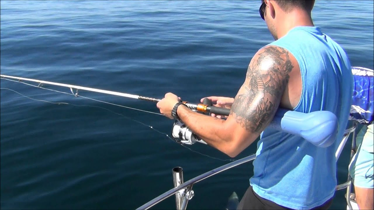 Okuma Azores reel and Okuma Cruz Popping Rod