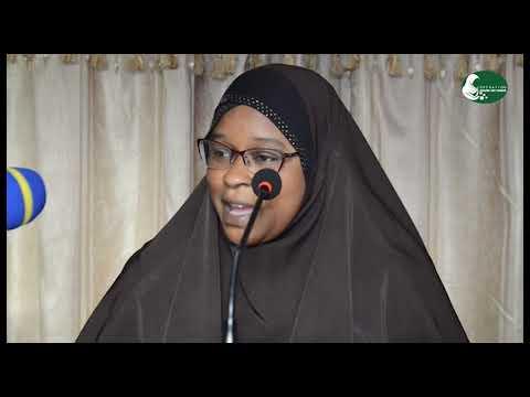 Extrait   Sokhna Ndeye Fatou FALL    Le voile islamique