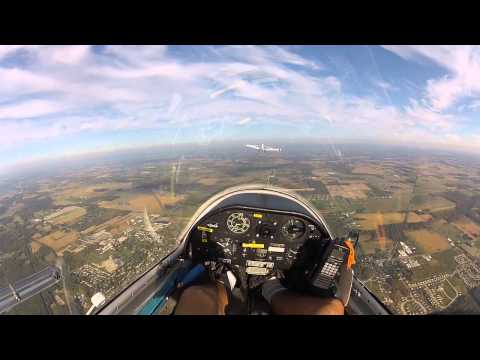 My First Glider Solo Flight