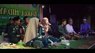 THE BEST !! ROUHI FIDAK (cover) ~ Voc : 2 DIVA ~ Hadroh PPDH Karang Wangi, Cirebon [ LIVE ]