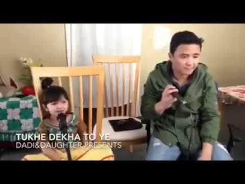 video anak kecil mungil nyanyi india 2015