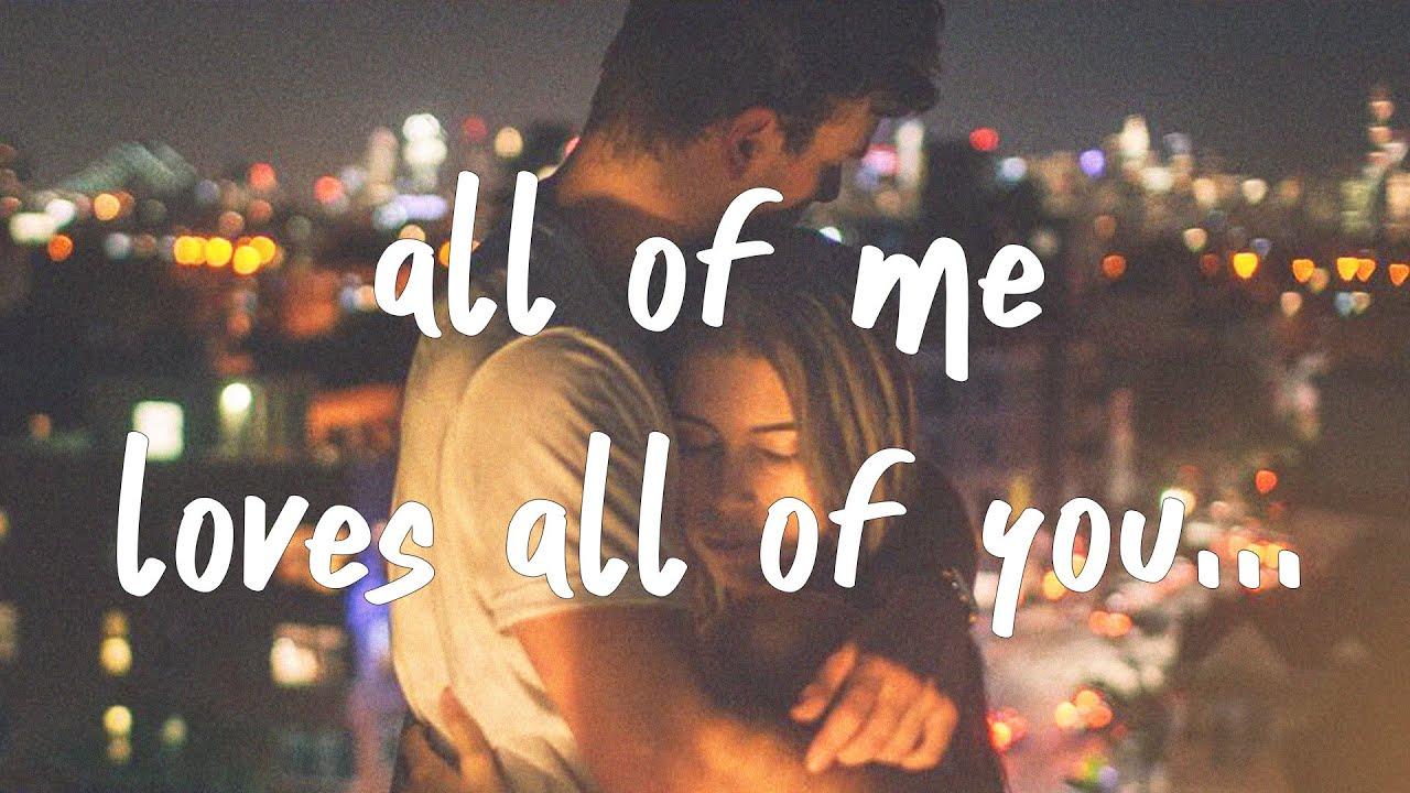 Download John Legend - All of Me (Lyrics)