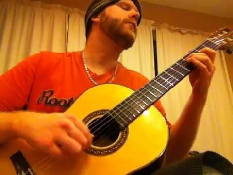 Leo Brouwer Etude 3 - Rob Reid Classical Guitar