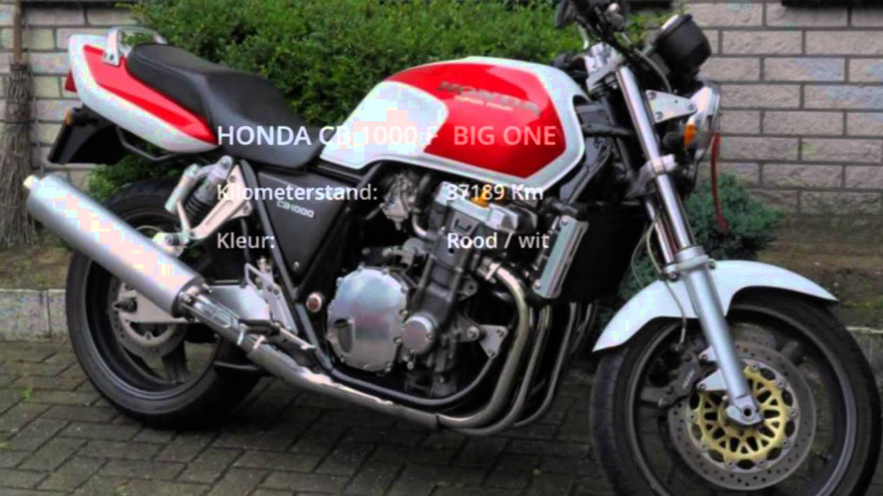 honda cb 1000 f big one youtube. Black Bedroom Furniture Sets. Home Design Ideas