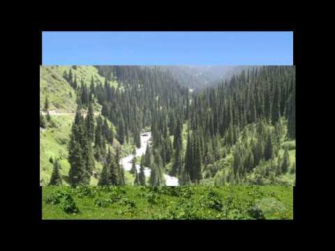 Trekking from Karakol Kyrgyzstan