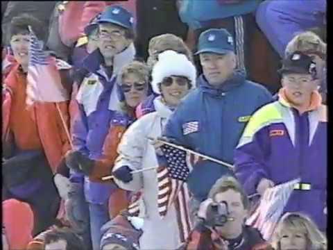 1992 Winter Olympics - Normal Hill Ski Jump