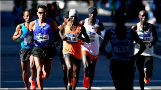 New York City Marathon 2018-Full Race