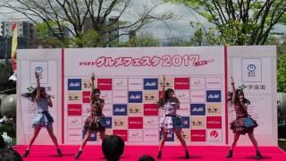 """2017.04.23 厚木中央公園にて開催された""""かながわグルメフェスタ2017""""で..."""