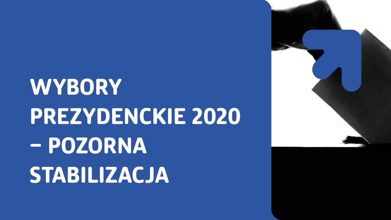 Wybory prezydenckie 2020 - pozorna stabilizacja - YouTube