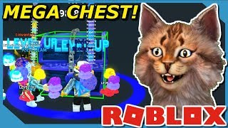 Insane *New* Mega Chest In Roblox Ice Cream Simulator Update
