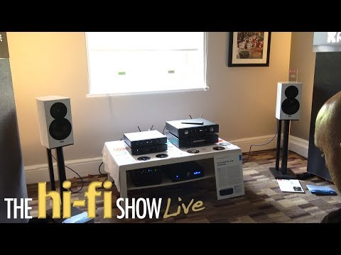 Revel Speakers Primare Electronics Torus Power Karma AV Room 2 @ Hi-Fi Show Live 2017