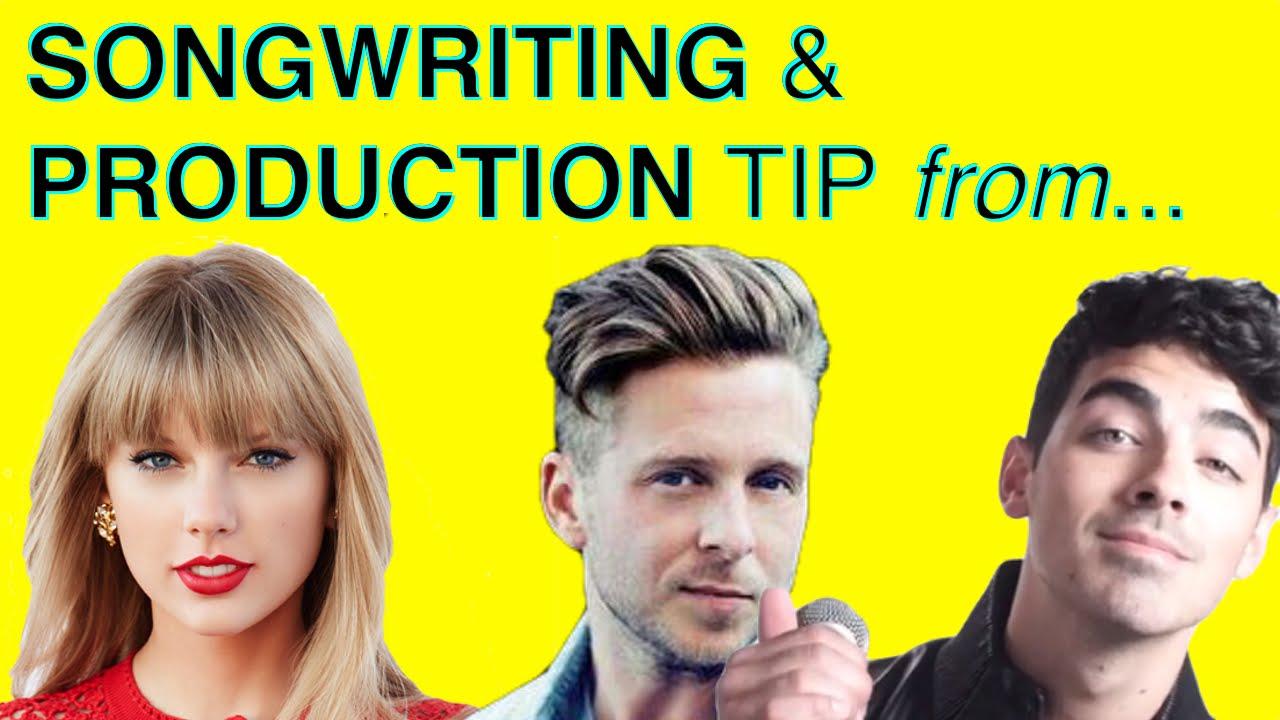 How to Write Catchy Lyrics Like Taylor Swift & OneRepublic - Juxtaposition