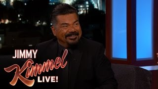 Guest Host Anthony Anderson Interviews George Lopez