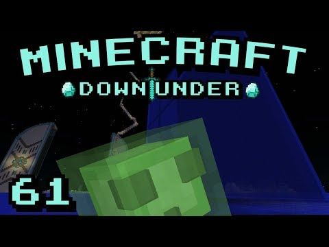 Minecraft Down Under | S2 | Episode 61 | Sinking Feeling!