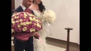 Дмитренко и Рапунцель в загсе