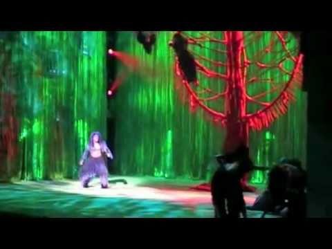 Tarzan: The Broadway Musical - Mensenkind (Son of Man) LIVE (DUTCH)