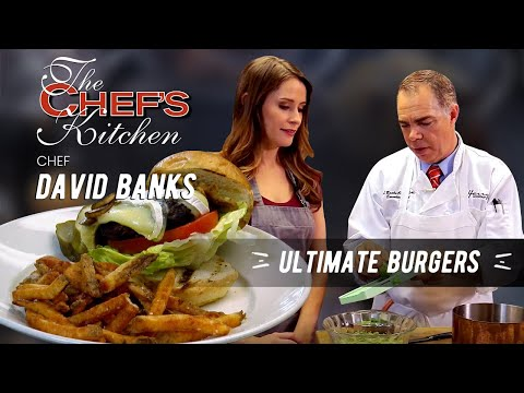 Kid Shelleen's Ultimate Burgers